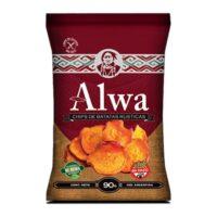 Alwa Chips de Batata Rústica x 100 Grs - El Banquito