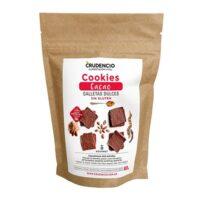 Crudencio Cookies de Cacao x 80 Grs El Banquito Market