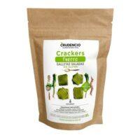 Crudencio Crackers de Puerro x 80 Grs El Banquito Market