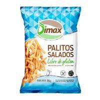 Dimax Palitos Salados x 75 Grs