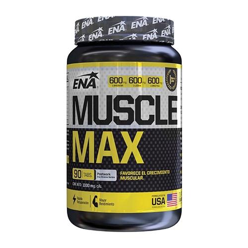 Ena Muscule Max x 90 Comp el banquito market