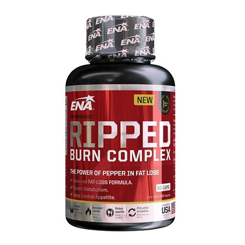 Ena Ripped Burn Complex x 60 Caps el banquito market
