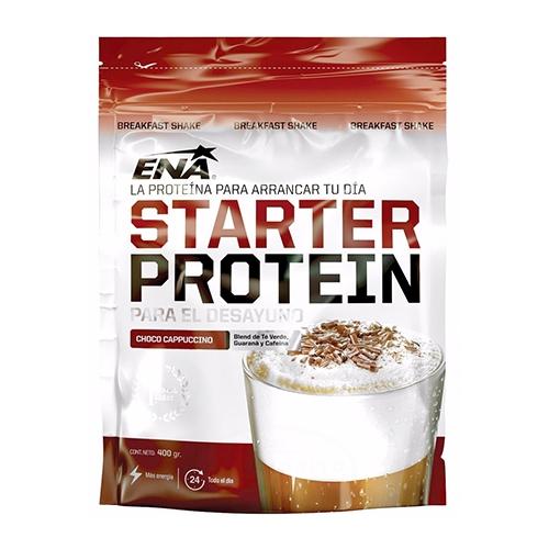 Ena Starter Protein Sabor Capuccino x 400 Grs el banquito market