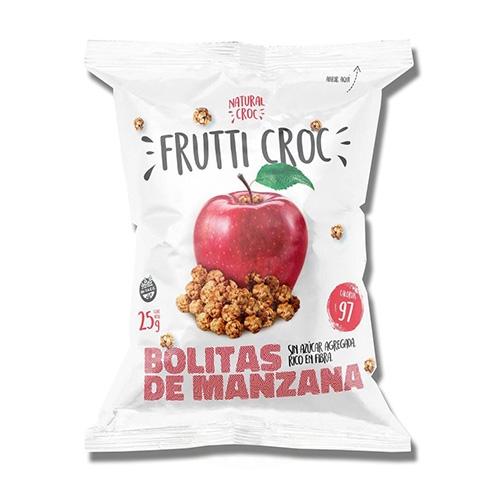 Frutti Balls Bolitas de Manzana x 25 Grs El Banquito Market