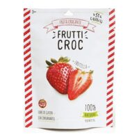 Frutti Croc Frutillas Deshidratadas x 15 Grs El Banquito Market