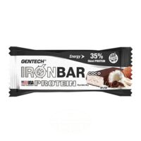 Iron Bar Barra Proteína Coco 46Grs el banquito market