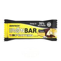 Iron Bar Barra Proteína Limón 46Grs el banquito market