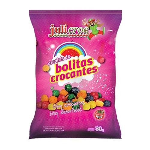 Julicroc Bolitas Crocantes x 80 Grs El Banquito Market