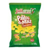 Julicroc Palitos de Maíz x 180 Grs El Banquito Market