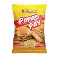 Julicroc Papas Pay x 100 Grs El Banquito Market