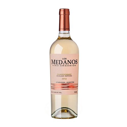 Medanos vino Chardonnay Organico 750 Ml el banquito market