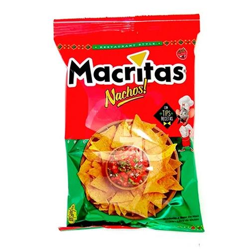 Nachos Macritas x 130 Grs El Banquito Market