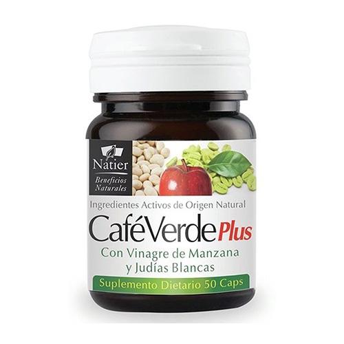 Natier Café Verde Plus X 50 Cápsulas El Banquito Market