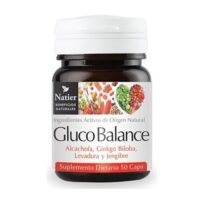 Natier Gluco Balance 50 Cápsulas El Banquito Market