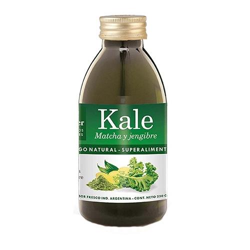 Natier Kale Matcha Jengibre Bebible 250 Ml el banquito market