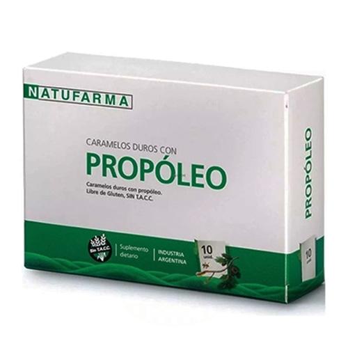 Natufarma Caramelos Propoleo 10Uni el banquito market