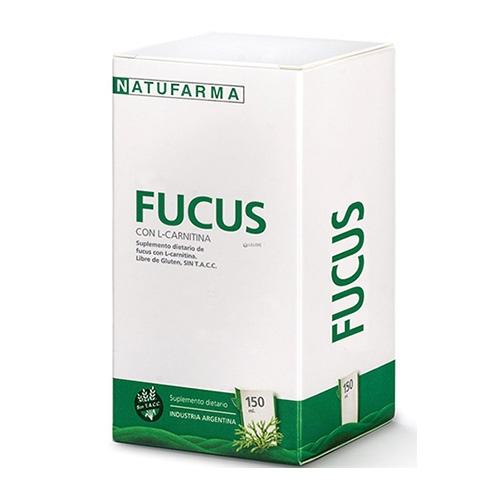 Natufarma Fucus con L Carnitina 150Ml el banquito market