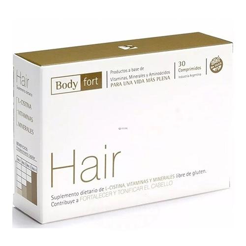 Natufarma Hair 30 Comprimidos el banquito market