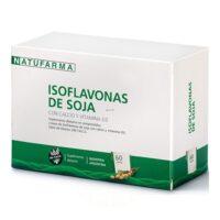 Natufarma Isoflavonas de Soja 60 Comprimidos el banquito market