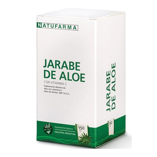 Natufarma Jarabe de Aloe 150 el banquito market