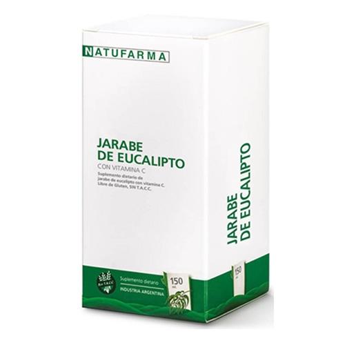 Natufarma Jarabe de Eucalipto x 150 Ml el banquito market