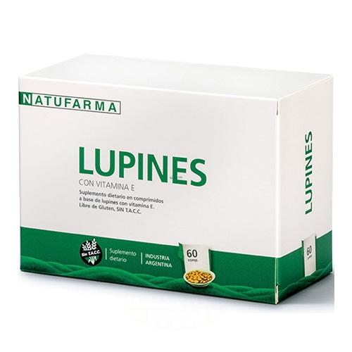 Natufarma Lupines 60 Comprimidos el banquito market