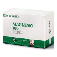 Natufarma Magnesio 100 60 Comprimidos el banquito market