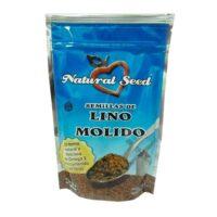 Natural Seed Semillas de Lino Molido x 250 Grs El Banquito Market