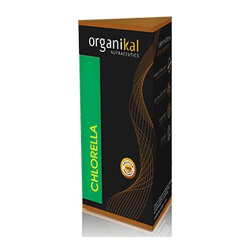 Organikal Chlorella x 60 Cápsulas el banquito market