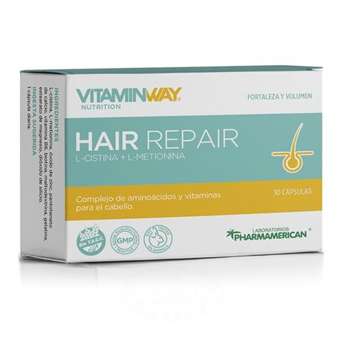 Pharmamerican Hair Repair x 30 Cápsulas el banquito market