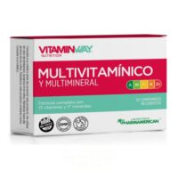 Pharmamerican Multivitamínico Blister x 10 Cápsulas el banquito market