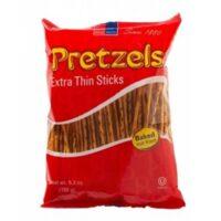 Pretzels Palitos Extra Fino x 150 Grs El Banquito Market