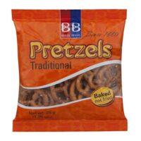 Pretzels Tradicional x 35 Grs El Banquito Market