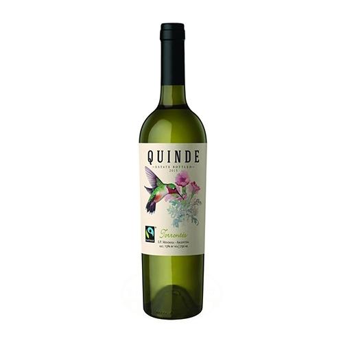 Quinde Vino Torrontes 500 Ml el banquito market