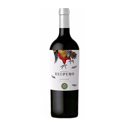 Red Puro Vino Blend 750 Ml el banquito market