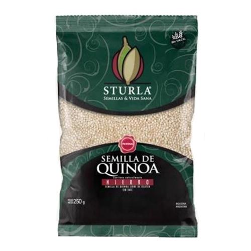 Sturla Semillas de Quinoa x 250 Grs El Banquito Market