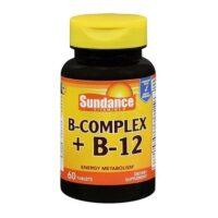 Sundance B-Complex B12 x 90 Comprimidos el banquito market