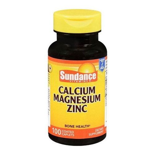 Sundance Calcio, Magnesio y Zinc x 100 Comprimidos el banquito market