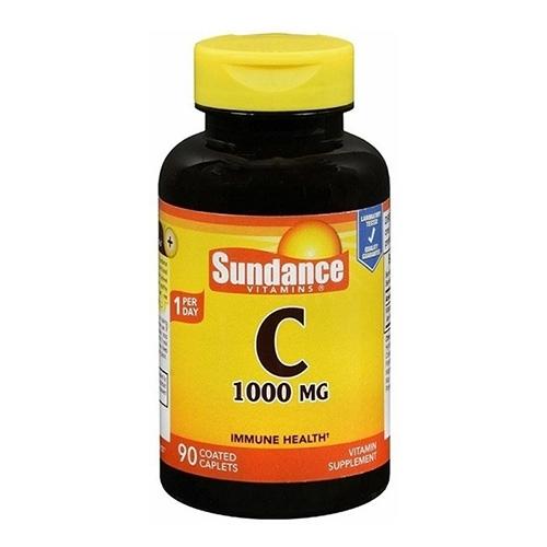 Sundance Vitamina C 1000 Mg x 90 Comprimidos el banquito market