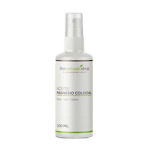 The Natural Shop Aceite Magnesio Spray x 300 Ml el banquito market