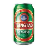 Tsingtao Cerveza de Arroz Lata 500 Ml el banquito market