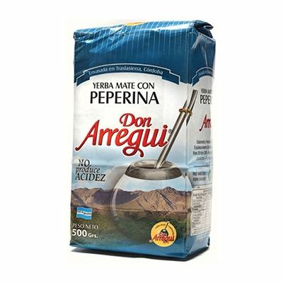 Yerba Mate Don Arregui Peperina 500 Grs El Banquito Market