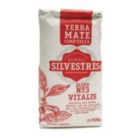 Yerba Mate Hierbas Silvestres Vitalis El Banquito Market