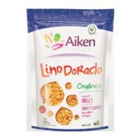 Aiken Semillas de Lino Dorado Orgánico x 250 Grs - El Banquito