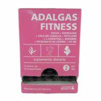 Biofit Adalgas Fitness Blister x 10 Comprimidos