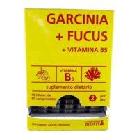 Biofit Garcinia + Fucus Blister x 10 Comprimidos