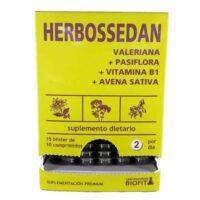 Biofit Herbossedan Blister x 10 Comprimidos