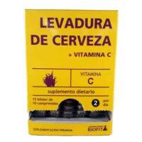 Biofit Levadura de Cerveza Blister x 10 Comprimidos