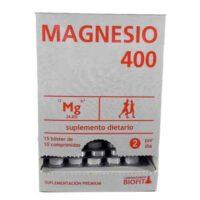 Biofit Magnesio 400 x 10 Comprimidos