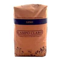 Campo Claro Semillas de Lino Orgánico x 1 Kg - El Banquito